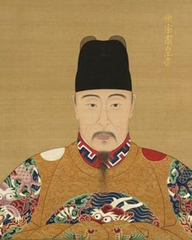 嘉靖皇帝朱厚熜——明朝第十一位皇帝