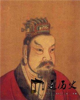 帝挚——中国上古部落联盟首领,被后世尊