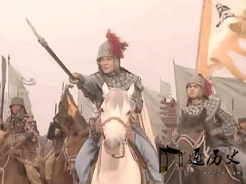 马超——可悲可叹的英雄人物