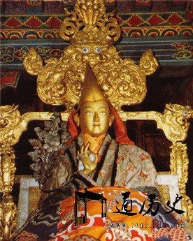 仓央嘉措——六世达赖喇嘛,民歌诗人