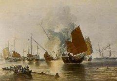 清朝官员分析鸦片战争:火炮命中率低