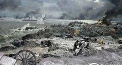 甲午战争的过程:清军节节败退战场全面溃败