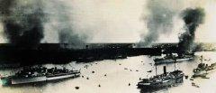 淞沪会战秘闻:伪满洲国军队代替日军成为前锋