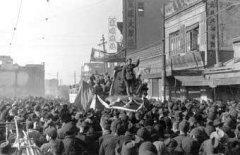 解析平津战役:平津战役中的蒋介石和傅作义