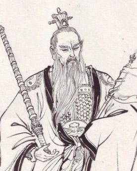 <b>姜子牙:辅佐周武王灭商、齐国始祖</b>