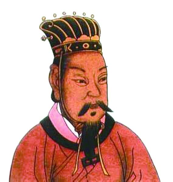 曹操:中国东汉末年着名的军事家、政治家及诗人