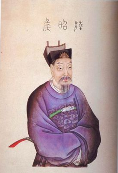 <b>陆逊:三国时期吴国政治家,宰相</b>