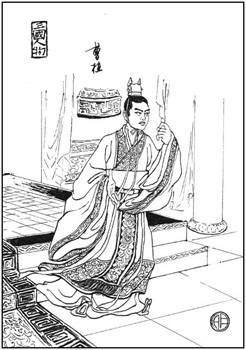曹植:三国曹魏着名文学家