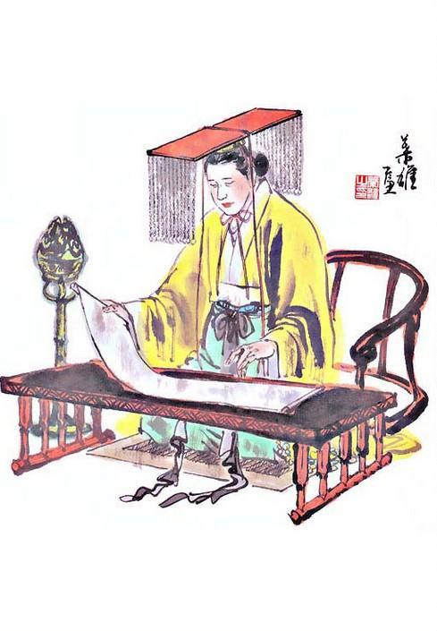 曹睿:三国曹魏的第二位皇帝