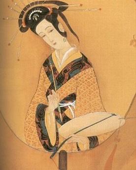 戚夫人:汉高祖刘邦的宠姬