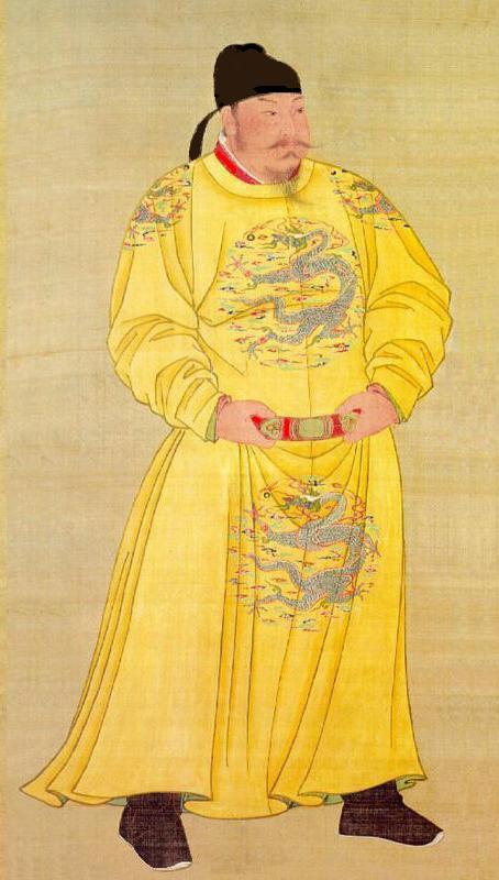 <b>唐太宗李世民:中国史上着名的明君</b>