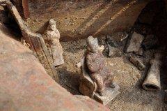 考古大发现:揭秘赵廷隐墓地之谜