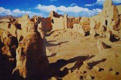 精绝古城两千年前神秘消失 一具骨头牵出真相