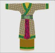 周朝服饰制度是什么?商周时代的服饰有