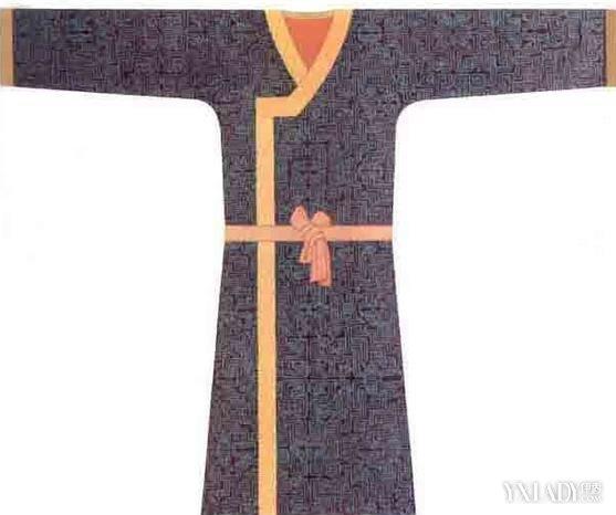 商朝男服服饰