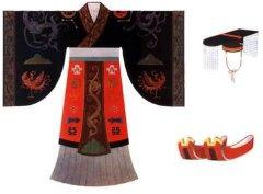 商朝文化:商朝服饰至少有十二种形态