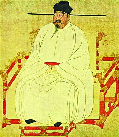 <b>赵匡胤——建立宋朝,大宋第一位皇帝</b>