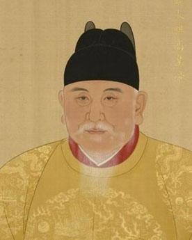 <b>明太祖朱元璋——中国明朝开国皇帝</b>