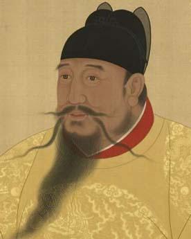 <b>明成祖朱棣——明朝第三代皇帝</b>
