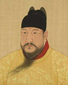 <b>明仁宗朱高炽——明朝第四位皇帝</b>