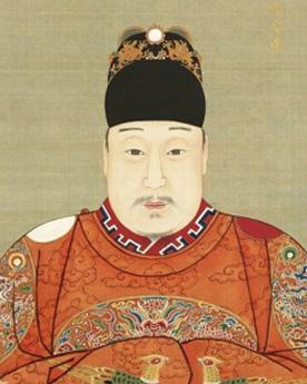 明神宗朱翊钧——明朝第十三位皇帝