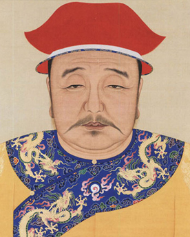 <b>爱新觉罗·皇太极——建立大清的有为之君</b>