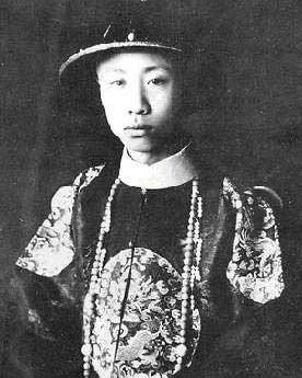 宣统帝爱新觉罗·溥仪:中国历史上最后一位皇帝