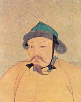 <b>窝阔台——酗酒过度而死的蒙古大汗</b>