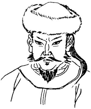 <b>耶律阿保机——辽朝皇帝</b>