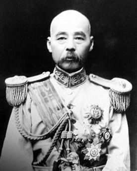 冯国璋——直系军阀首领、中华民国副总统