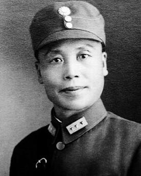 """李宗仁——中国国民党内""""桂系""""首领"""