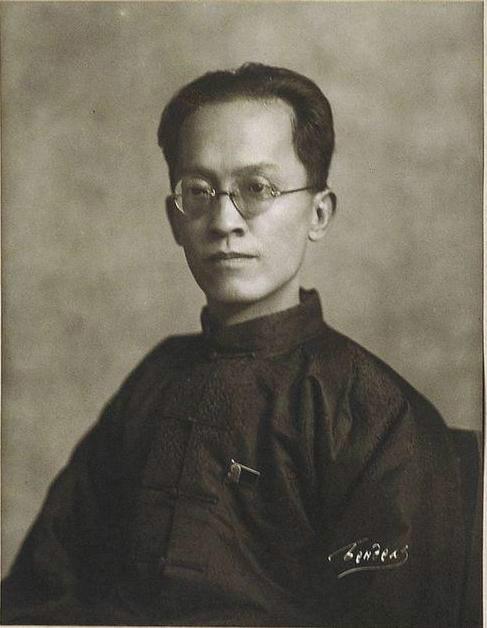 <b>胡汉民——中国国民党早期领导人</b>