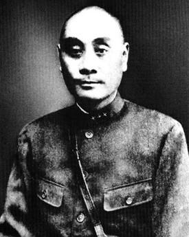 刘湘——民国时期四川省主席
