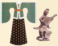 魏晋南北朝女子服饰 南北朝时期女子流行穿什么