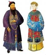 清朝后宫服饰种类 清朝后宫妃嫔服饰要求