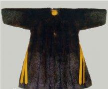 清朝官员穿衣服的讲究 亲王郡王以外不穿