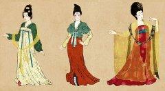 古代女性热天怎么穿衣服?唐朝女性真敢穿