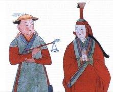 元朝女子服饰 元朝贵族和平民女子服饰的区别