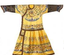 清朝皇帝服饰有哪些?清朝皇帝服饰种类