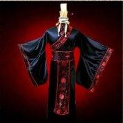 秦汉皇帝服饰 汉朝帝王朝服为何以黑色为主?