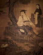 揭秘:三国历史上名人钟繇为什么会与美女幽会?