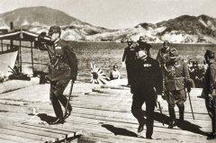 日军包围香港