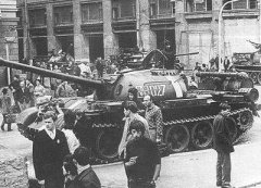 苏联入侵捷克斯洛伐克