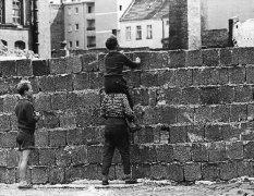 柏林墙修筑