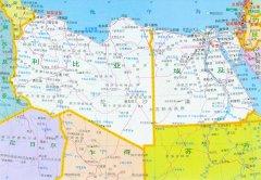 利比亚与中国建立外交关系