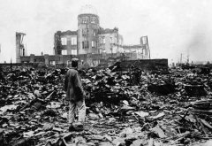 广岛原子弹爆炸