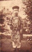 越南阮朝最后一位皇帝保大的皇太子阮福保隆逝世