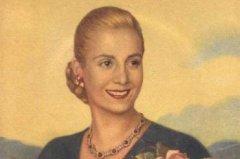 伊娃·庇隆去世,阿根廷为她哀悼