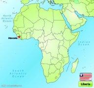 利比里亚正式宣布独立