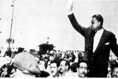 埃及七月革命爆发